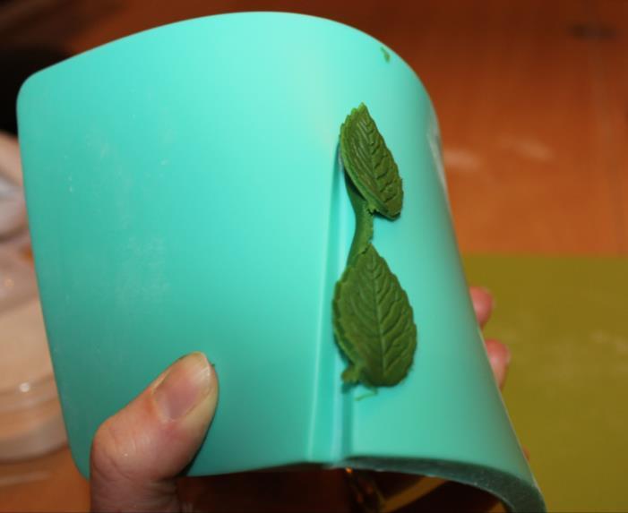 Grønt blad 10