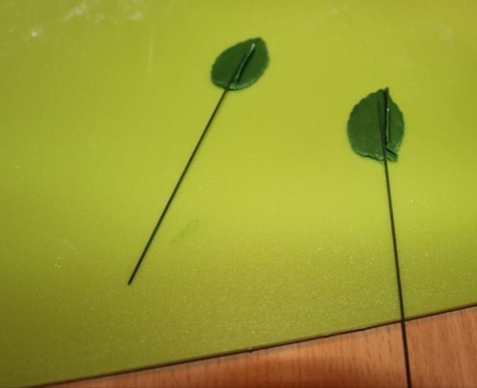 Grønt blad 13