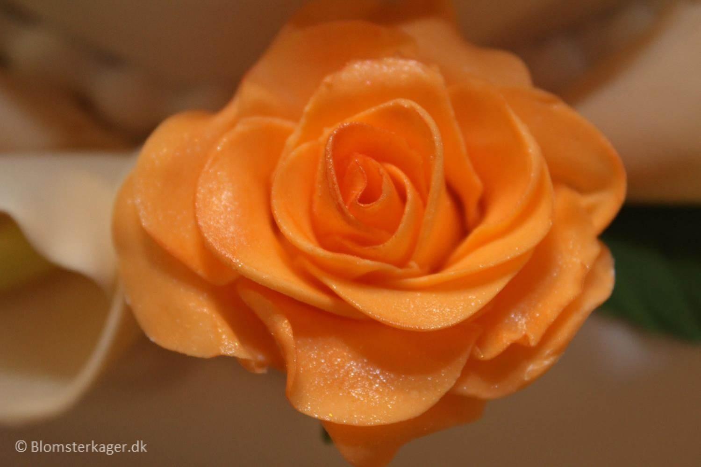 smukke kager med blomster