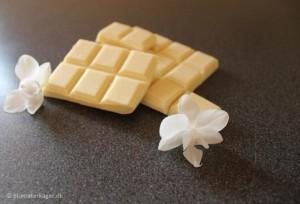 Opskrift på hvid chokolade ganache