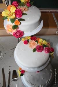 Min søsters bryllupskage