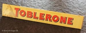 Opskrift på Toblerone ganache