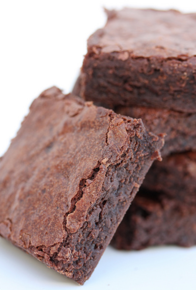 Min bedste brownies opskrift