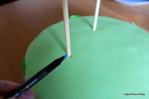 Hvordan man laver en stablet kage