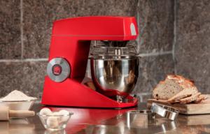 Anmeldelse og test af de 3 bedste køkkenmaskiner til kager og bagning