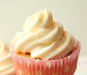 Lækre græskar cupcakes med ostecreme